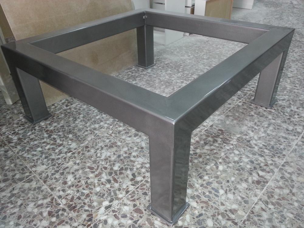 Domingo mesas lacado de hierro en elda alicante for Muebles la zenia